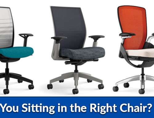 Are You Sitting in the Right Chair?